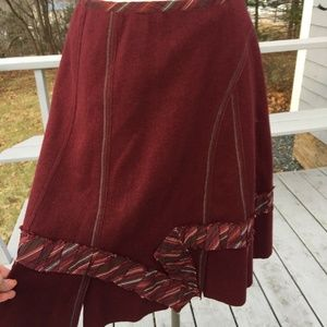 ANA NONZA Skirt Size Medium/size 6 Gorgeous NWOT